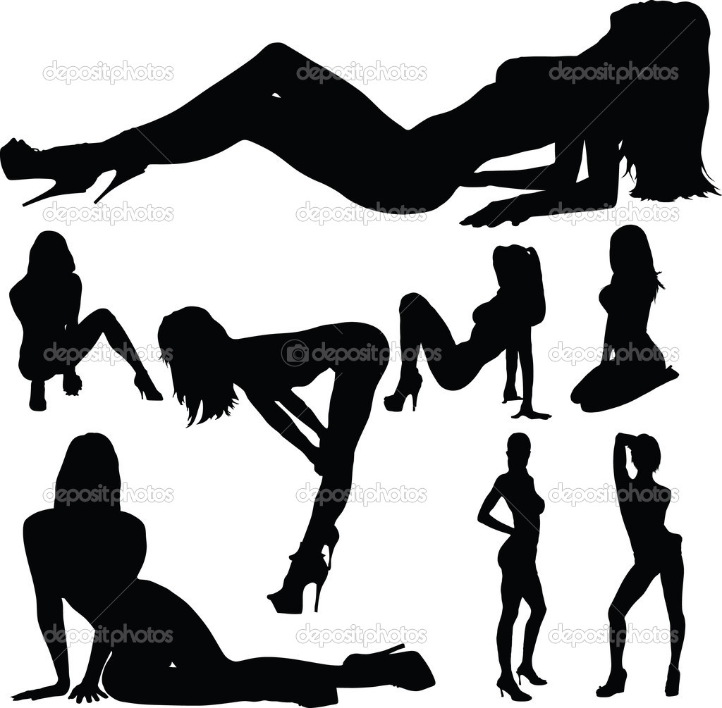 Excellent phrase Sexy lady silhouette images pity