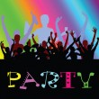 Party image five — Foto Stock