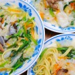 Chinese healthy vegetarinoodles — Stock Photo #5841042