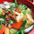 Chinese healthy vegetable soup — Stock Photo #5841235
