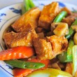 Delicious Asian bean curd — Stock Photo #5841660