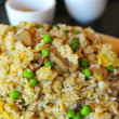 Delicious Chinese fried rice — Stock Photo #5841677