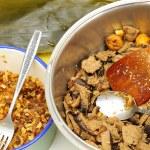 Food ingredients for Oriental cuisine — Stock Photo #5844497