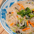 Oriental style vermicelli — Stock Photo