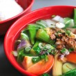Chinese vegetable soup — Stock Photo #5849495