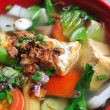 Chinese healthy vegetable soup — Stock Photo #5849498