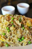 Delicious Chinese fried rice — Stock Photo