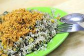 Asian fried rice — Stock Photo