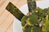 Green broccoli dish — Stock Photo