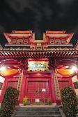 Tempio buddista in stile asiatico — Foto Stock
