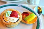 Crostate di frutta — Foto Stock