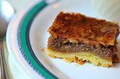 Special layered tart — Stock Photo