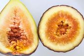 Cross sections of fruit — Stock Photo