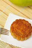 Oriental pie — Stock Photo