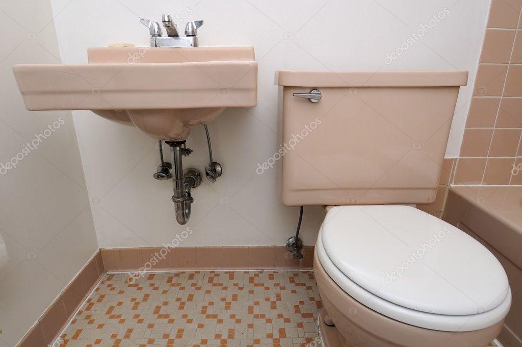 Handfat Toalett : Allmän toalett och hand tvätt ? stockfotografi � gnohz