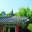 Stock Photo: Quaint pavillion in park
