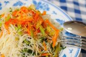 Healthy Chinese vermicelli — Stock Photo