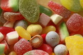 Assorted Sweets — Stock Photo