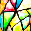 Stock Photo: Stained Glass