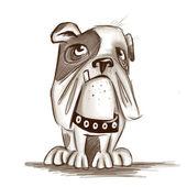 Bulldoggie — Stock Photo