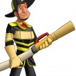 Fireman — Stock Photo #5813803