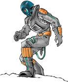Astronaut — Stock Photo