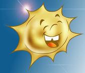 Happy sun 2 — Stock Photo