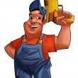 Stock Photo: Joiner