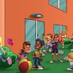 Playground — Stock Photo #6738284