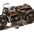 Model of an Motorbike — Stock fotografie