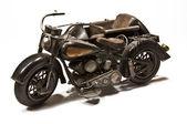 Modell av en motorcykel — Stockfoto