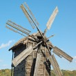 Old windmill — Stock Photo #5824521