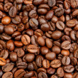 Stock Photo: Brown coffee beans background