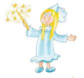 Fata magica — Stockfoto