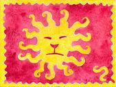Leone,zodiaco — Stock Photo