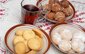 Traitional Eid El-Fitr Sweets — Stock Photo