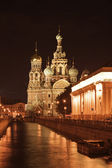 Blood Cathedral from Saint Petersburg — Stock Photo