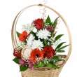 Beautiful flowers for gift - Stock Photo
