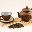 China tea set — Stock Photo