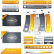 Royalty-Free Stock Vectorafbeeldingen: Web Design Frame