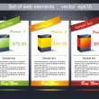 Web banner - Stockvectorbeeld