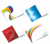 Vector business card se — Stock Vector
