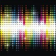 Disco light - Stock Vector