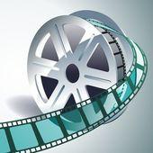 Kino páska — Stock vektor