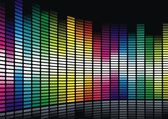 Disco light — Stock Vector