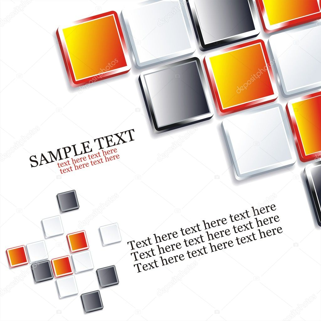 Vector Seamless  Tiles Background — Stock Vector #6220266