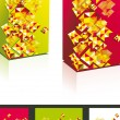 Product Box Vector - Imagens vectoriais em stock
