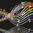Music theme  — Grafika wektorowa