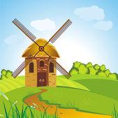 風製造所 — ストックベクタ