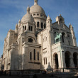 Basilique du Sacré-Cœur, Paris — Stock Photo